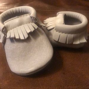 BNWOT Freshly Picked Leather Moccasins- SZ 1